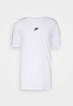 REPEAT - T-shirt basic - white