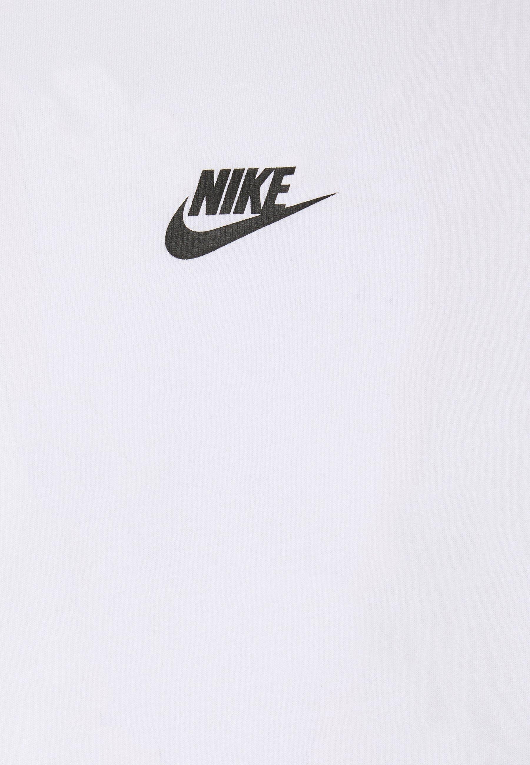 Nike Sportswear REPEAT - T-shirt basic - white - Odzież męska Tani