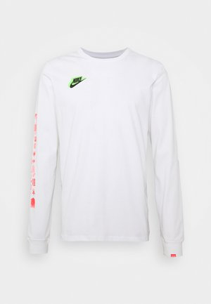 WORLDWIDE - Long sleeved top - white
