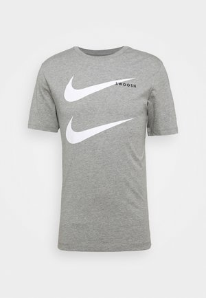 TEE - T-shirt con stampa - grey