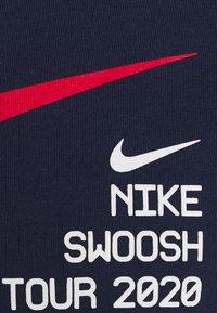 Nike Sportswear - T-shirt imprimé - midnight navy - 2