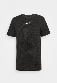 Nike Sportswear - T-shirt con stampa - black - 6