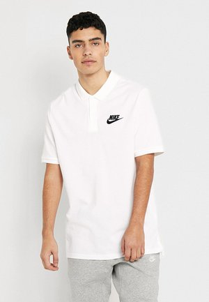 MATCHUP - Polo shirt - white/black