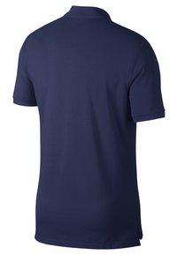 Nike Sportswear - MATCHUP - Poloshirts - midnight navy/white - 1