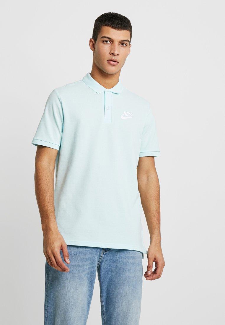 Nike Sportswear - MATCHUP - Polo - teal tint/white