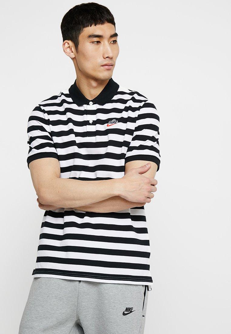 Nike Sportswear - SCRIPT - Poloshirt - black