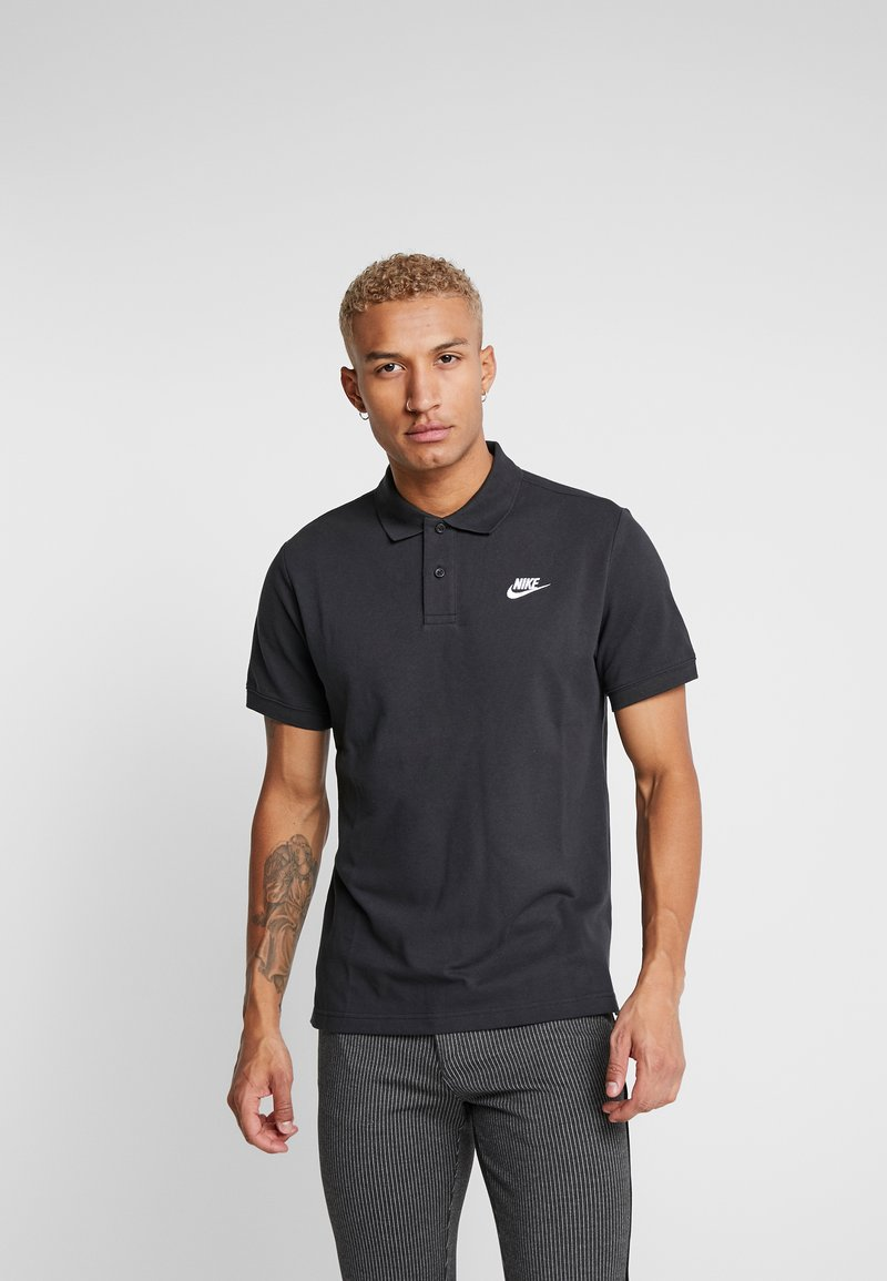 Nike Sportswear - M NSW CE POLO MATCHUP PQ - Poloshirt - black