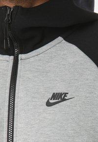 Nike Sportswear - REGULAR FIT - Huvtröja med dragkedja - gray - 3