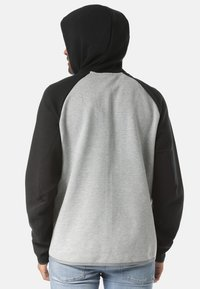 Nike Sportswear - REGULAR FIT - Huvtröja med dragkedja - gray - 1