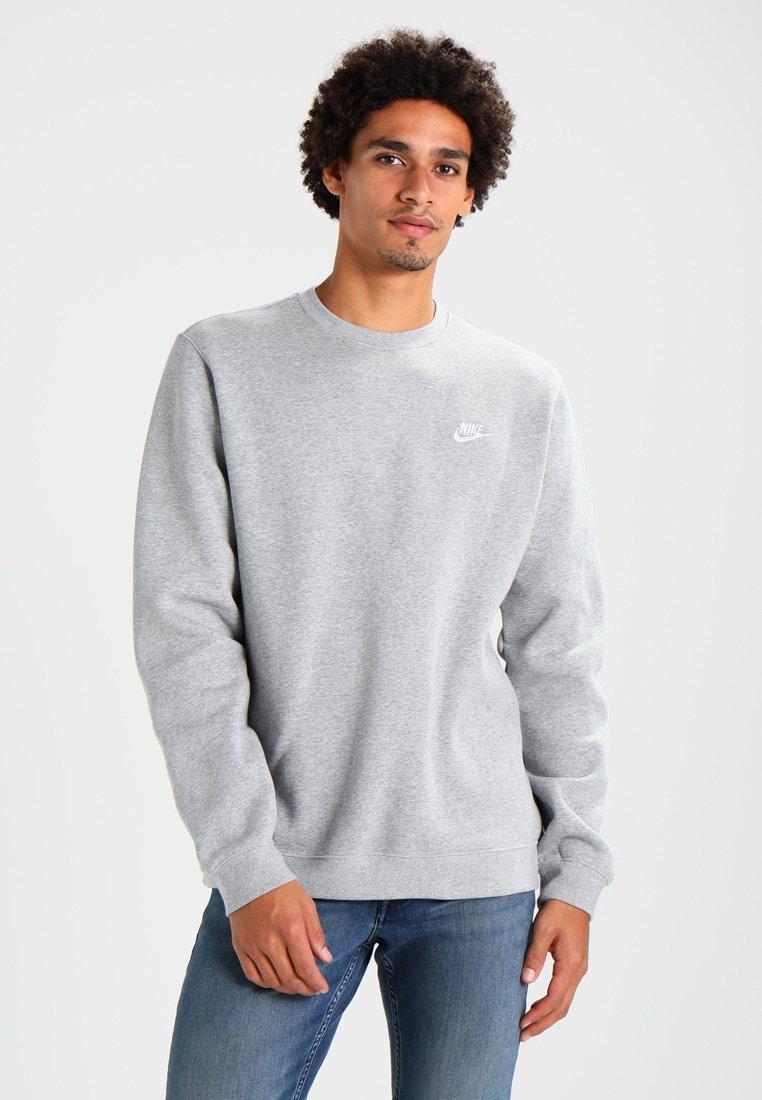Nike Sportswear - CLUB CREWNECK - Sweatshirt - grey