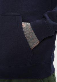 Nike Sportswear - CLUB HOODIE - Hoodie - dark blue - 4