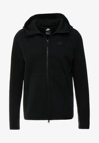 Nike Sportswear - TECH FULLZIP HOODIE - Mikina na zip - black - 4