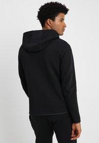 Nike Sportswear - TECH FULLZIP HOODIE - Huvtröja med dragkedja - black - 2