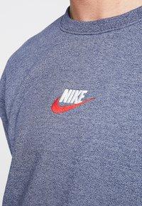 Nike Sportswear - HERITAGE - Sweatshirt - midnight navy - 5