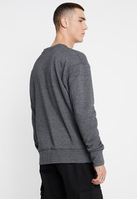 Nike Sportswear - HERITAGE - Sweatshirt - black heather - 2