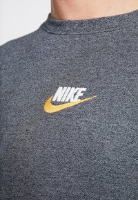 Nike Sportswear - HERITAGE - Sweatshirt - black heather - 5