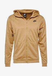 Nike Sportswear - REPEAT HOOD - Trainingsvest - beechtree/black - 3