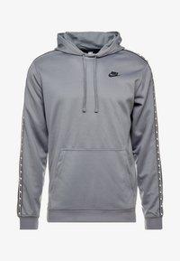 Nike Sportswear - REPEAT HOOD - Bluza z kapturem - cool grey - 3