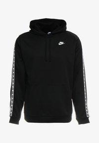 Nike Sportswear - REPEAT HOOD - Sweat à capuche - black/white - 4