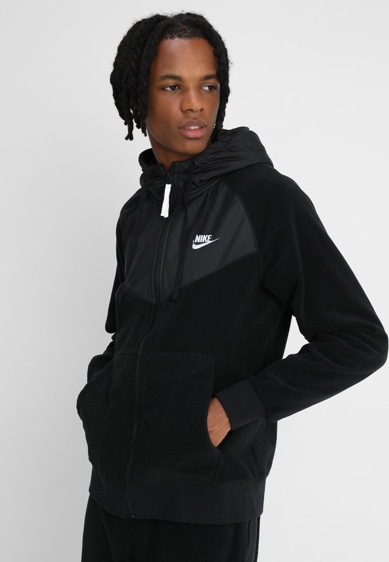 Nike Sportswear - Sudadera con cremallera - black