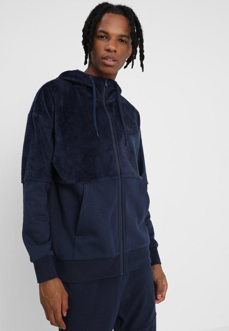 Nike Sportswear - HOODIE  - Sweatjacke - obsidian