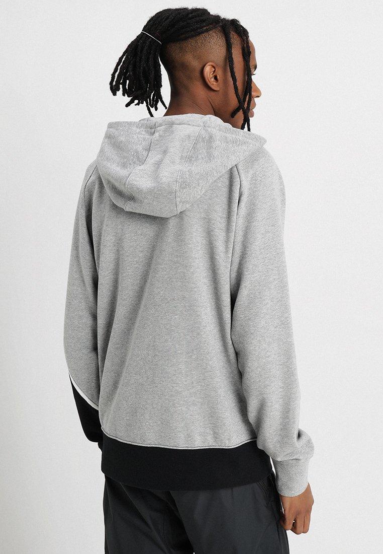 Dark Sweat white Zippée Heather Sportswear En HoodieVeste Grey Nike black 7fyvgmYb6I