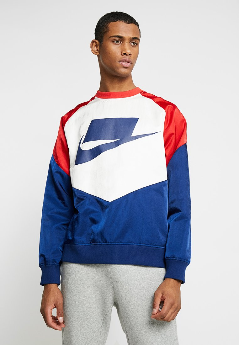 Nike Sportswear - Felpa - blue void/university red/sail/blue void
