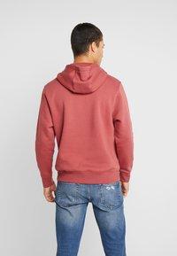 Nike Sportswear - CLUB HOODIE - Bluza z kapturem - cedar/white - 2