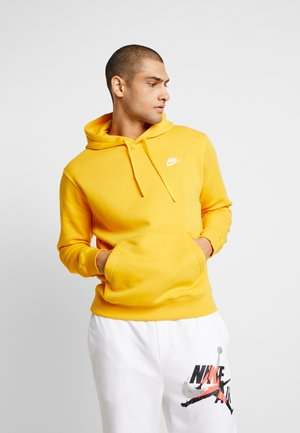 CLUB HOODIE - Sweat à capuche - university gold