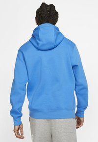 Nike Sportswear - CLUB HOODIE - Bluza z kapturem - light blue - 2