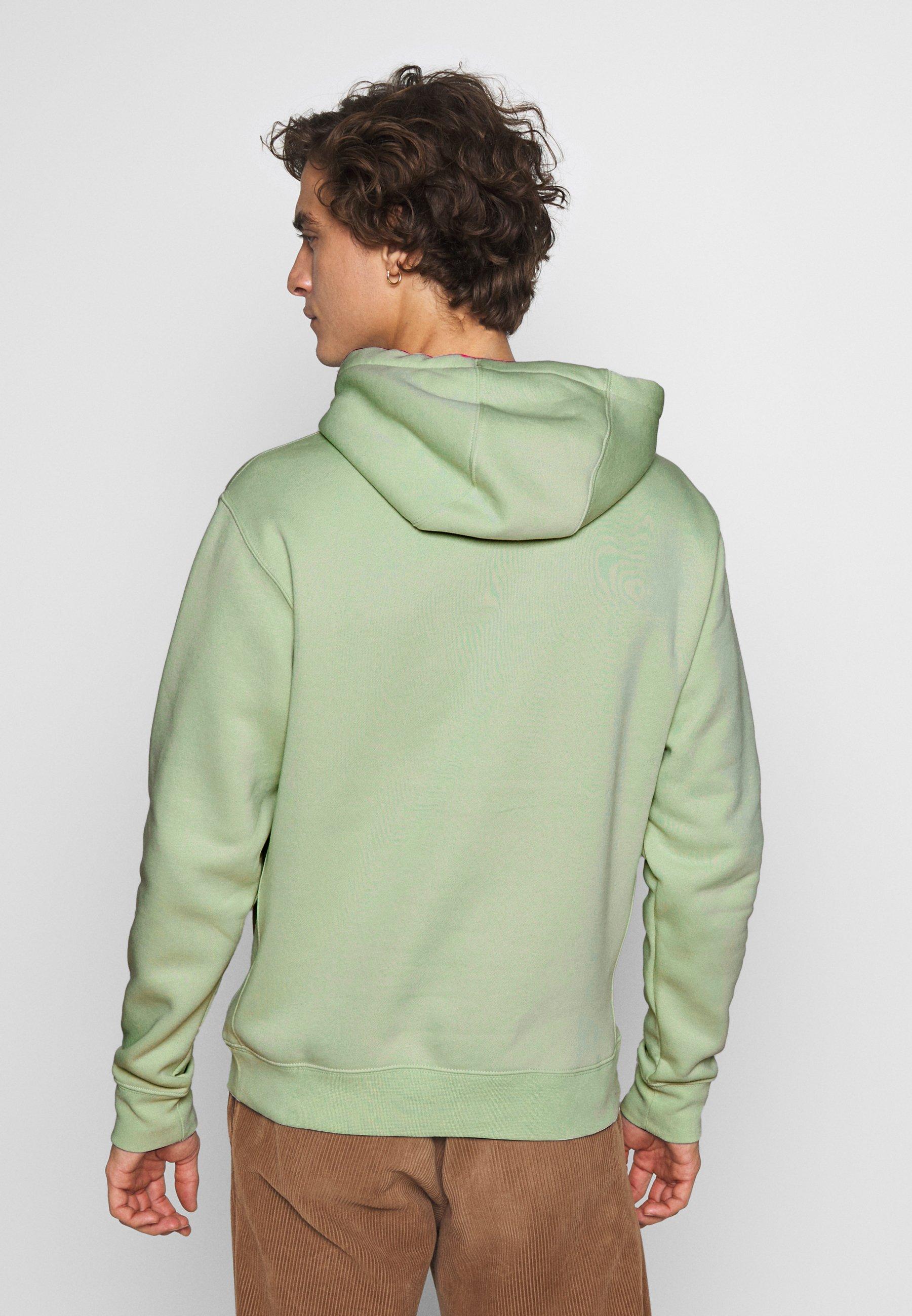 Nike Sportswear Sweat à capuche pistachio frost ZALANDO.FR