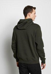 Nike Sportswear - CLUB HOODIE - Hoodie - sequoia - 2