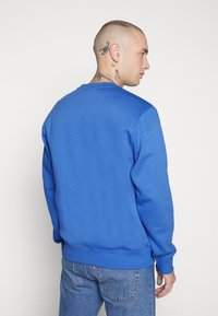 Nike Sportswear - CLUB - Sweater - pacific blue/white - 2