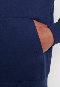 Nike Sportswear - veste en sweat zippée - midnight navy/white - 3