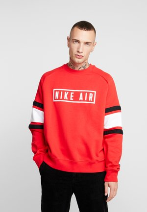 AIR CREW  - Sudadera - university red/white/black