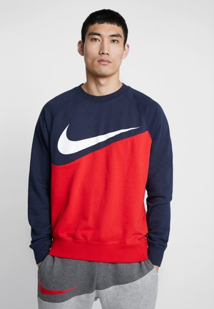 Sweatshirt - university red/obsidian