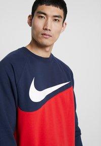 Nike Sportswear - Sweatshirt - university red/obsidian - 3