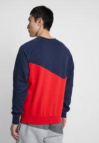 Nike Sportswear - Sweatshirt - university red/obsidian - 2
