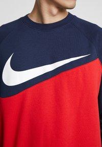 Nike Sportswear - Sweatshirt - university red/obsidian - 5