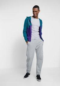 Nike Sportswear - HOODIE - Collegetakki - court purple/geode teal/white - 1