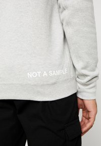 Nike Sportswear - Hoodie - grey heather/white
