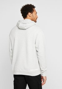 Nike Sportswear - Hoodie - grey heather/white - 2