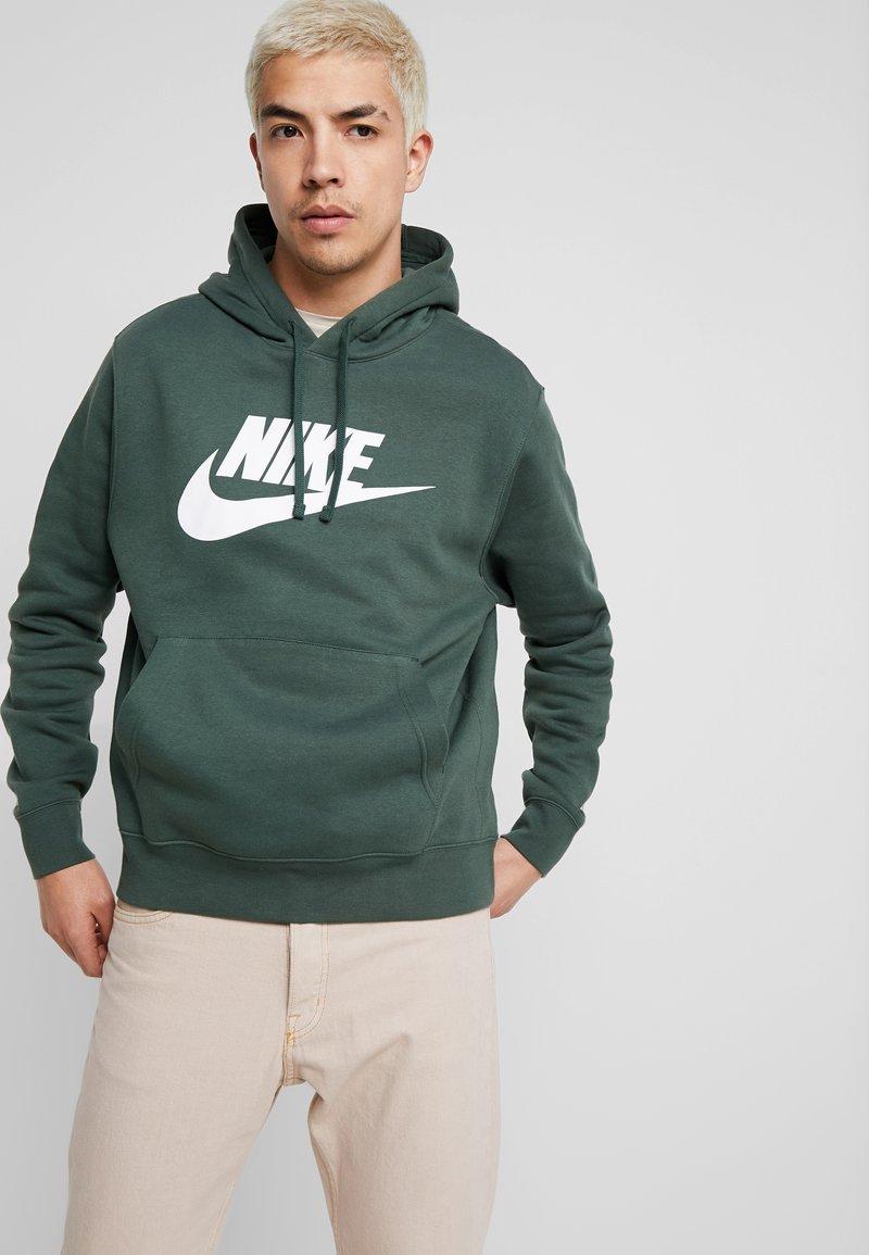 Nike Sportswear - CLUB - Jersey con capucha - galactic jade