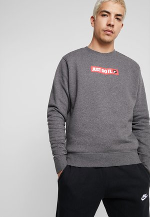 Sweatshirt - charcoal heather