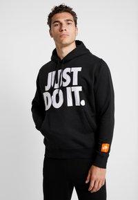 Nike Sportswear - HOODIE MIX - Sweat à capuche - black - 0