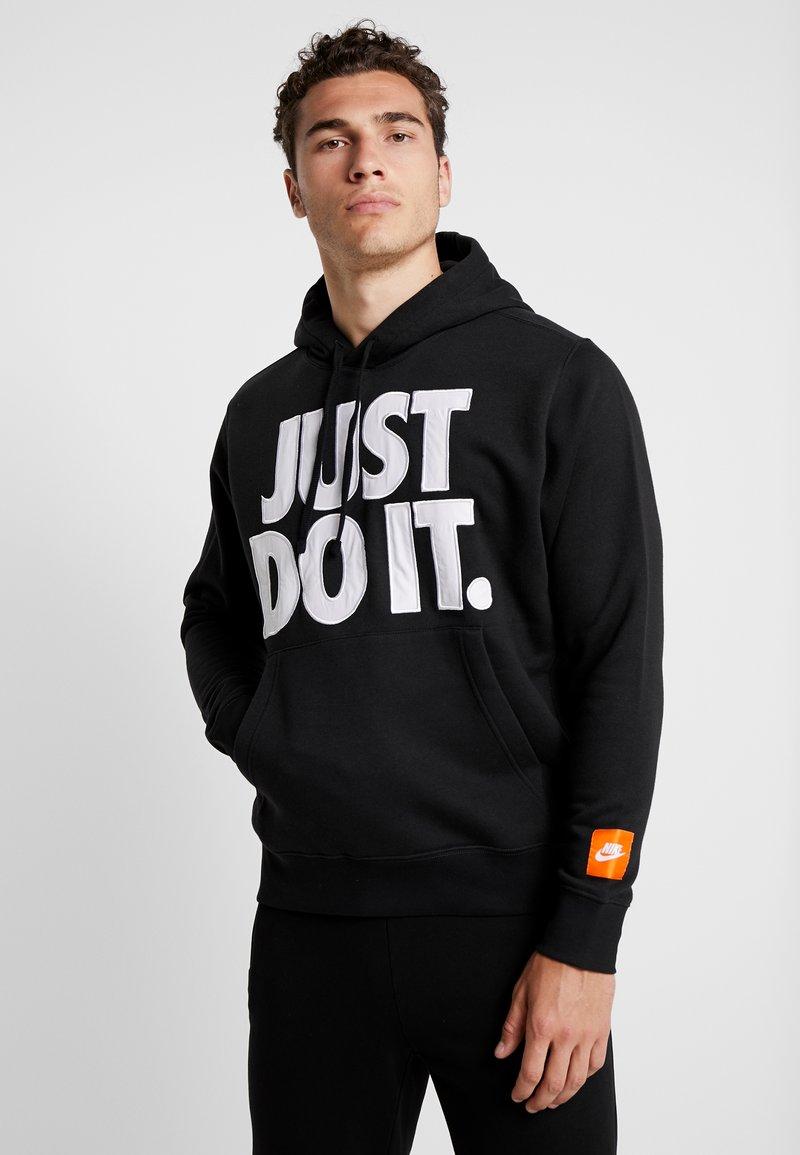Nike Sportswear - HOODIE MIX - Luvtröja - black