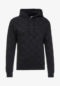 Nike Sportswear - HOODIE TRIPLE  - Hoodie - black - 5