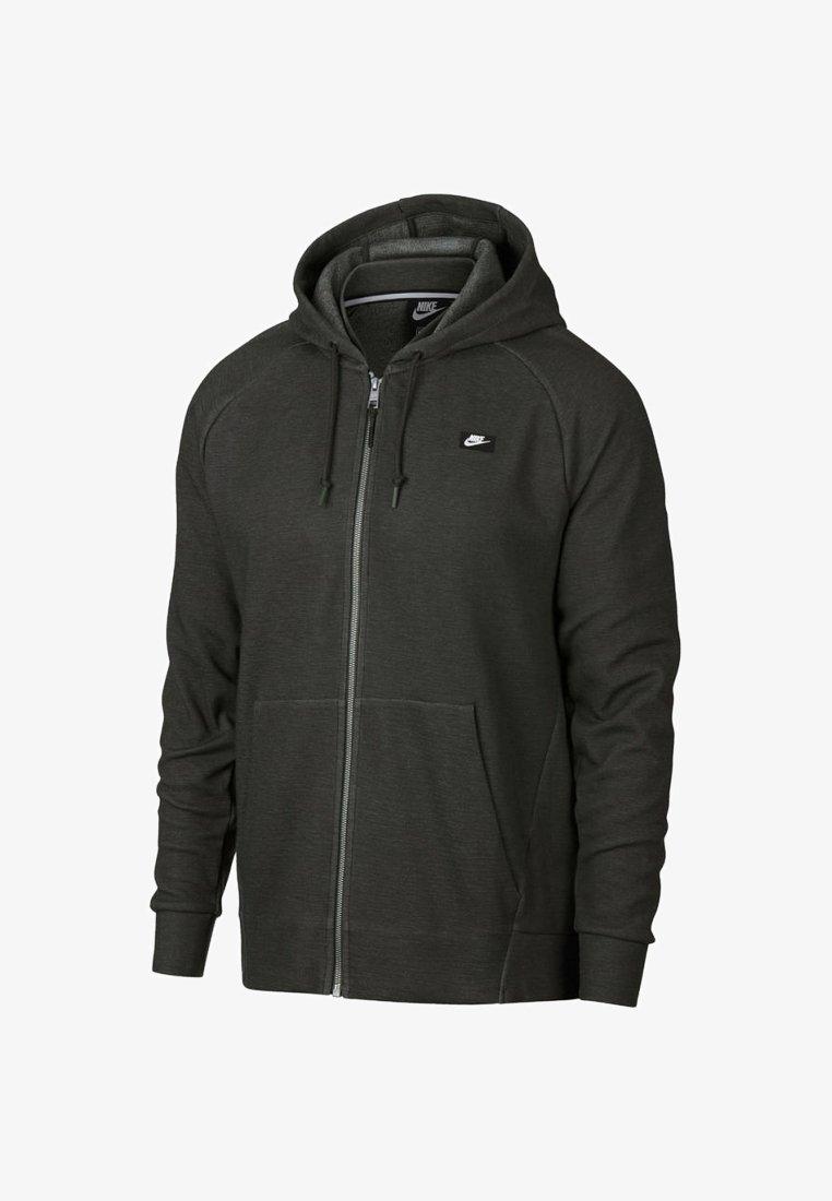 Nike Sportswear - veste en sweat zippée - dark green