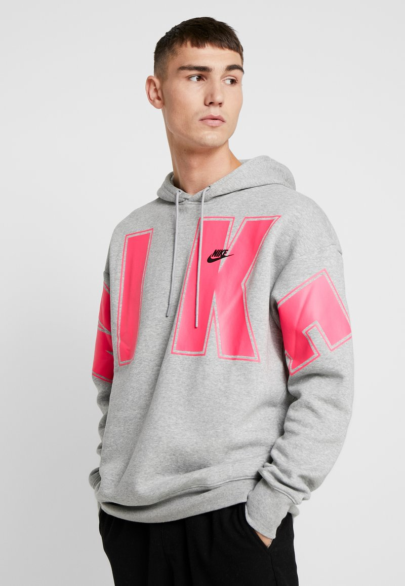 Nike Sportswear - Jersey con capucha - grey heather
