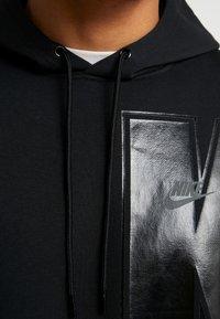 Nike Sportswear - Jersey con capucha - black - 5